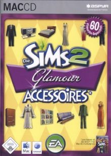 Die Sims 2: Glamour-Accessoires