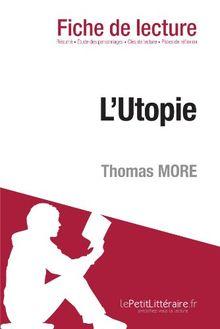 L'Utopie de Thomas More (Fiche de lecture)