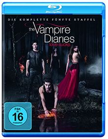 The Vampire Diaries - Staffel 5 mit Bonusdisc (exklusiv bei Amazon.de) [Blu-ray] [Limited Edition]