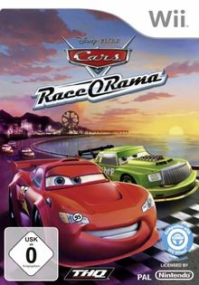 Cars - Race-O-Rama [Software Pyramide]