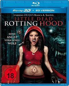 Little Dead Rotting Hood - Keine Angst vorm bösen Wolf (inkl. 2D-Version) [3D Blu-ray]