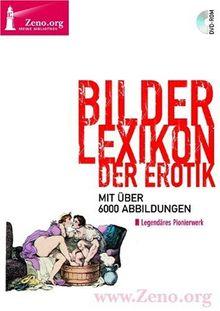 Zeno.org 006 Bilderlexikon der Erotik (PC+MAC-DVD)