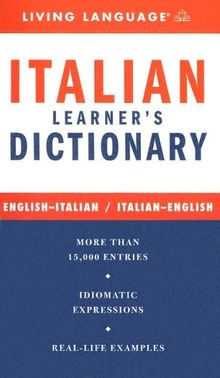 Complete Italian Dictionary (Complete Basic Courses)