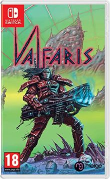 Valfaris Game Switch