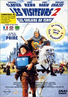 Le Visiteurs 1 & 2 (Édition 1 DVD)