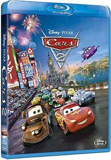 Cars 2 [Blu-ray] [Spanien Import]