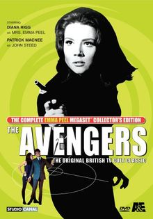 The Avengers - The Complete Emma Peel Megaset Collector's Edition