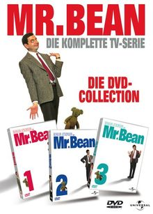 Mr. Bean - Die komplette TV-Serie: Die DVD Collection