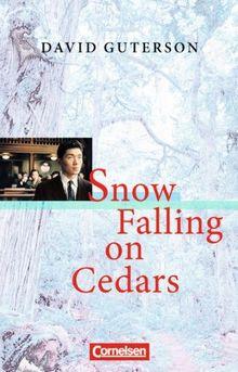Cornelsen Senior English Library - Fiction: Ab 11. Schuljahr - Snow Falling on Cedars: Textband mit Annotationen: Textheft