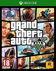 GTA V Jeu Xbox One