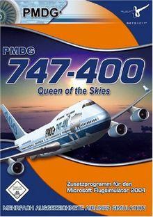 PMDG 747-400