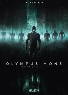 Olympus Mons. Band 3: Hangar 754