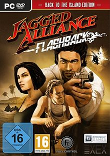 Jagged Alliance - Flashback - Back to the Island Edition