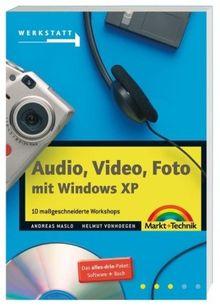 Audio, Video, Foto mit Windows XP - Jubiläumsausgab... | Buch | Zustand sehr gut