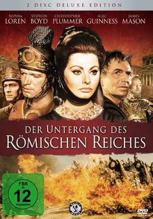 Der Untergang des Römischen Reiches (Deluxe Edition, 2 DVDs)