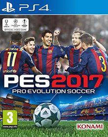 PES 2017 - [Playstation 4] FR PEGI VERSION