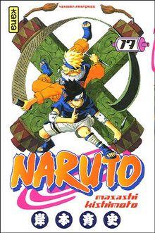 Naruto, Tome 17 :