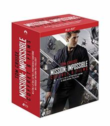 Coffret mission : impossible 6 films [Blu-ray]