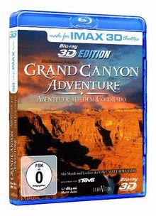 IMAX: Grand Canyon Adventure - Abenteuer auf dem Colorado 3D [3D Blu-ray]