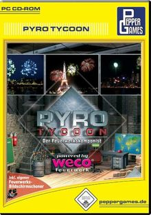 Pyro Tycoon (Pepper Games)