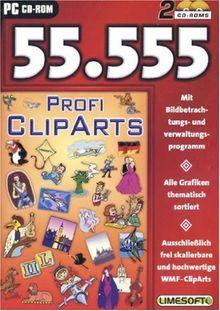 55.555 Profi Cliparts