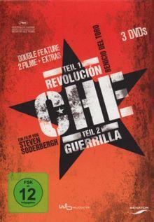 Che - Teil 1: Revolución / Teil 2: Guerrilla [3 DVDs]