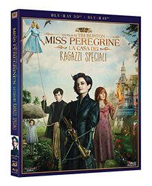 Miss Peregrine - La Casa Dei Ragazzi Speciali (3D) (Blu-Ray 3D+Blu-ray) (1 Blu-ray)