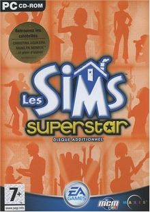 Les Sims : Superstar (Add on) [FR Import]