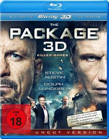 The Package 3D - Killer Games (Inkl. 2D Version)[3D-Blu-ray]