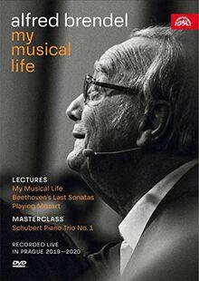 Alfred Brendel - My Musical Life (Region 0 DVD) [NTSC]