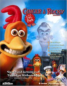 Ginger & Rocky Chicken Run PC-Funpack