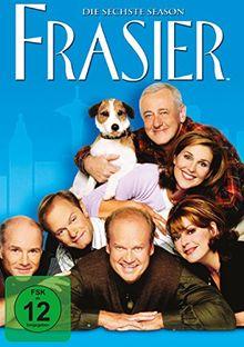 Frasier - Die komplette sechste Season [4 DVDs]