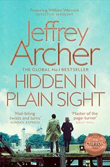 Hidden in Plain Sight: The Warwick-Chronicles 2 (William Warwick Novels)