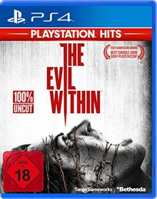 The Evil Within - PlayStation Hits - [PlayStation 4]