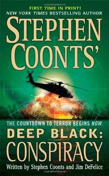Conspiracy (Stephen Coonts' Deep Black)