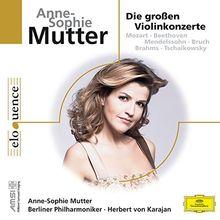 Anne-Sophie Mutter - Die großen Violinkonzerte (Eloquence)