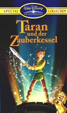 Taran und der Zauberkessel [VHS]