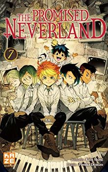 The Promised Neverland, Tome 7 :