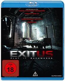 ExitUs - Play it Backwards [Blu-ray]