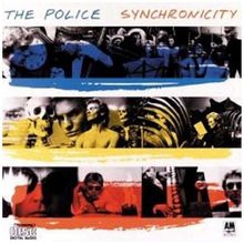 Synchronicity (Back-To-Black-Serie) [Vinyl LP]