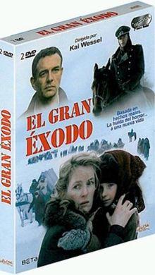 El Gran Éxodo Digipack (Die Flucht) (2006) (2Dvds) (Import Edition)