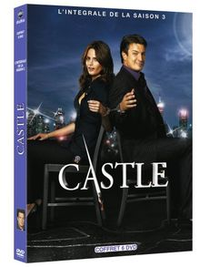 Coffret castle saison 3 [FR Import]