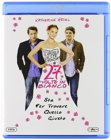 27 volte in bianco [Blu-ray] [IT Import]
