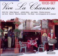 Vive la Chanson-Wallet Box
