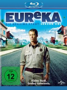 EUReKA - Season 1 [Blu-ray]