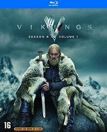 Vikings, saison 6, vol. 1 [Blu-ray]
