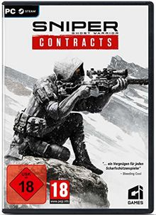 Sniper Ghost Warrior Contracts [PC]