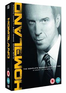 Homeland - Season 1 & 2 [8 DVDs] [UK Import]