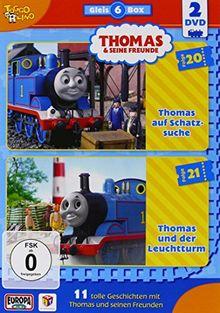Thomas & seine Freunde Folge 20-21 [2 DVDs]