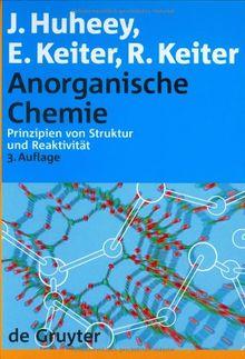 Anorganische Chemie. Prinzipien von Struktur und Reaktivität